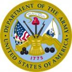Printable Army Seal