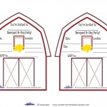 Printable Barnyard Invitations