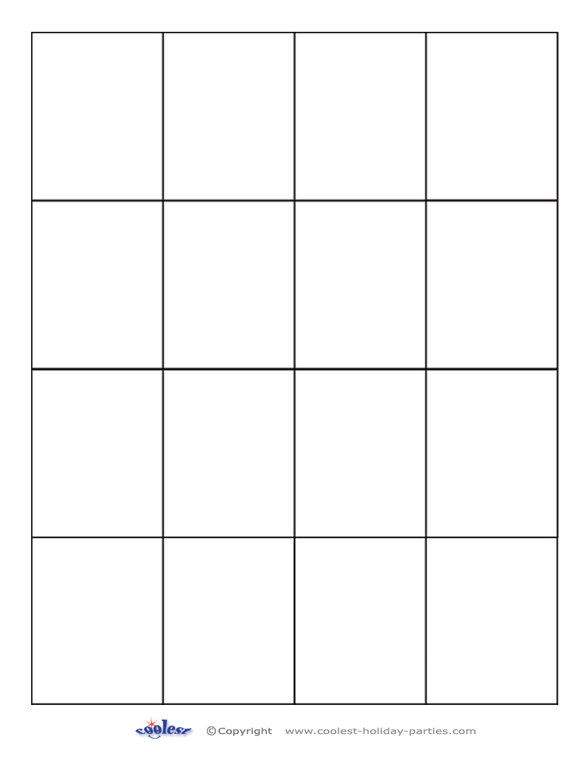 image relating to Printable Blank Cards called blank-memory-activity-playing cards