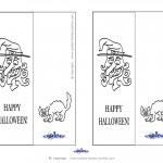 Printable Witch Bookmark