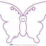 Printable Butterfly 2 Decoration