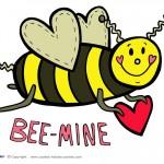 Printable Bee Decoration