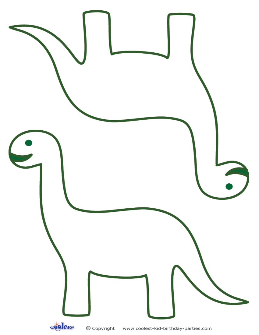 Free Footprint Outline Coloring Pages