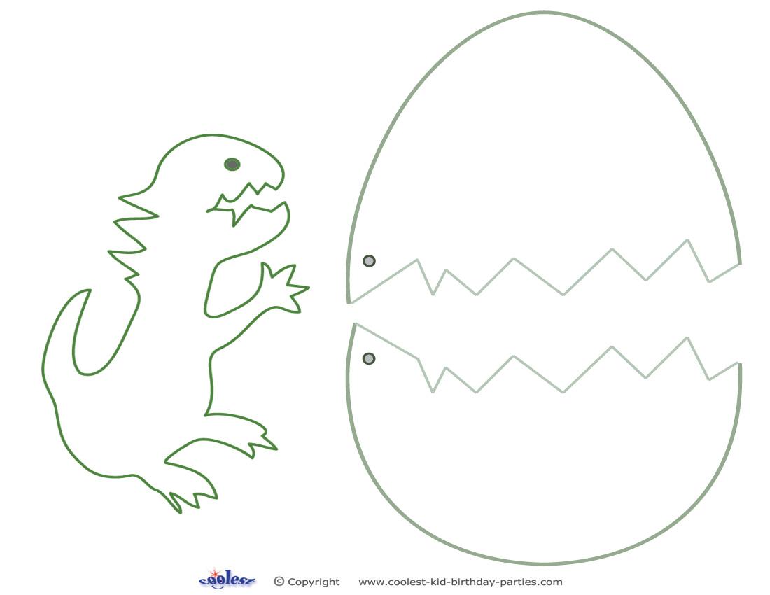 Medium Printable Dinosaur Craft - Coolest Free Printables