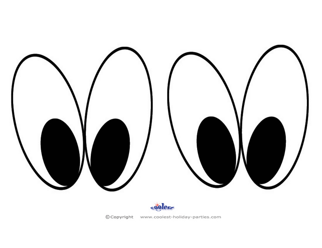 picture relating to Printable Eyes titled Medium Printable Eyes 2