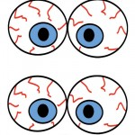 Medium Printable Eyes 3