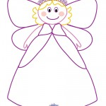 Printable Fairy Decoration