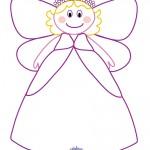 Printable Fairy Decoration