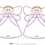 Blank Printable Fairy Invitations