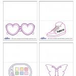Printable Fashion Placecards
