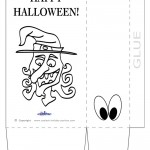 Large Printable Witch Favorbag