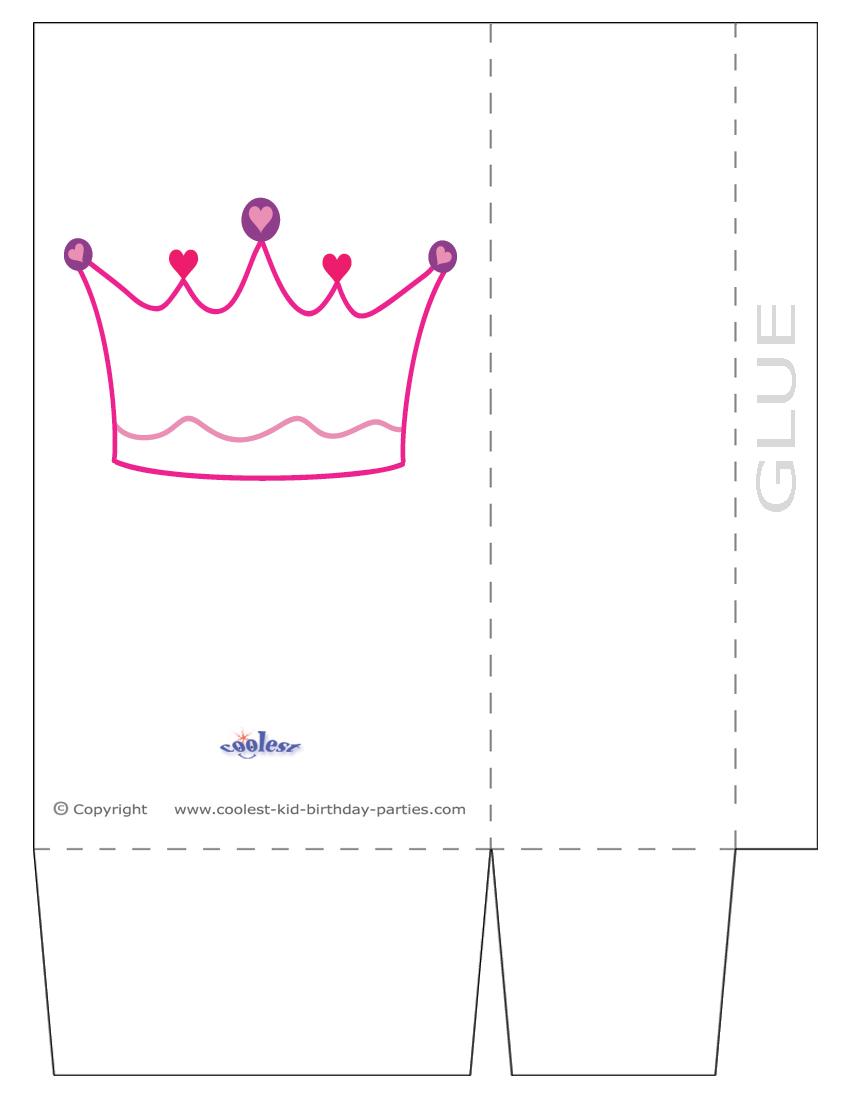 ... Disney Princess Crown Template , Princess Crown Template Printable