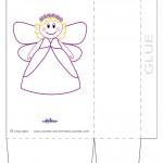 Large Printable Fairy Favorbag