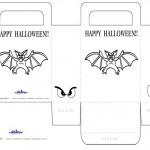 Medium Printable Bat Favorbag