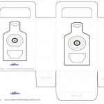 Medium Printable Target 2 Favorbag