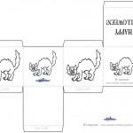 Printable Cat Favorbox