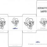 Printable Dracula Favorbox