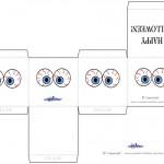 Printable Eyes 3 Favorbox