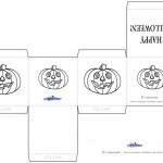 Printable Pumpkin 1 Favorbox