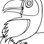 Printable Luau Coloring Page 5