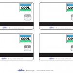 Printable Credit Card Thank-Yous