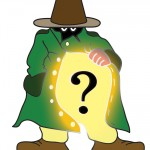Colored Printable Mystery Decoration