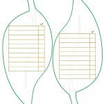 Blank Printable Nature Scavenger Hunt List