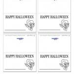 Printable Dracula Placecards