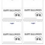 Printable Eyes 3 Placecards