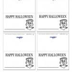 Printable Frankenstein Placecards