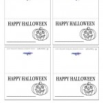 Printable Pumpkin 1 Placecards
