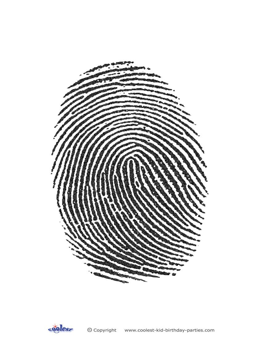 Printable Fingerprint