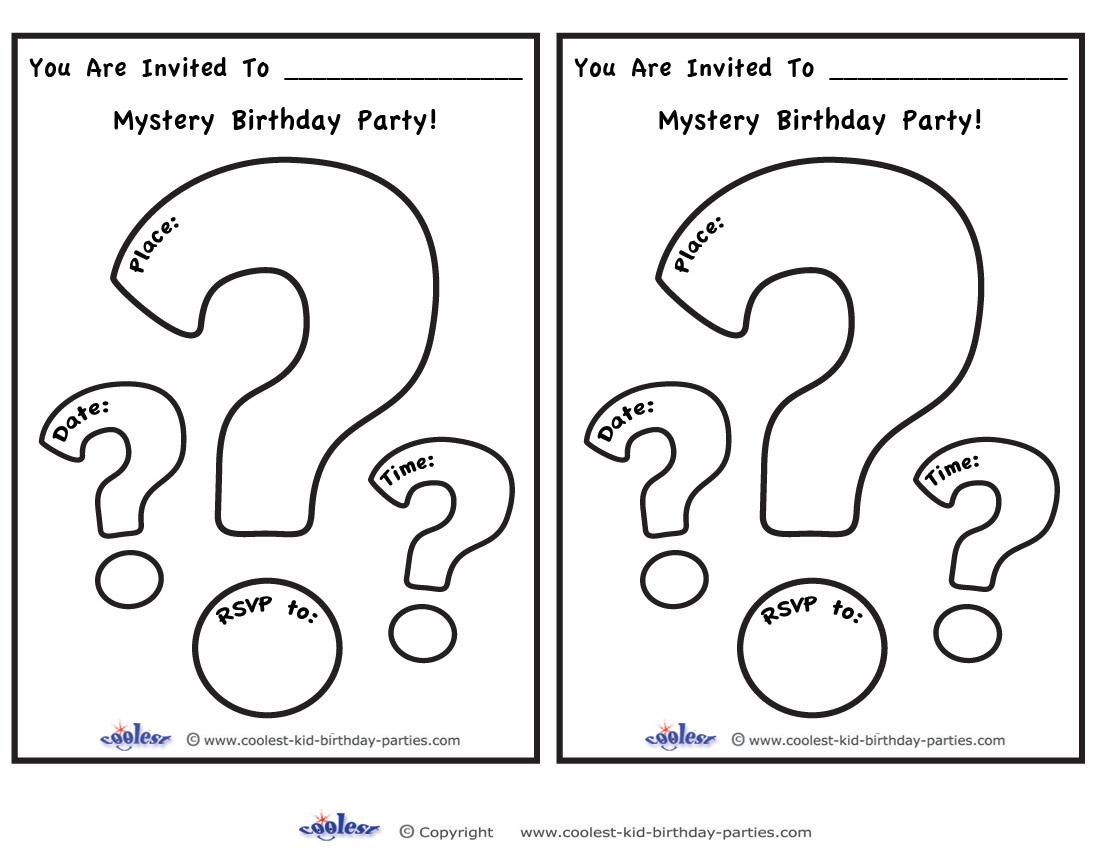 image regarding Printable Question Mark identify Printable Marvel Mark Invites