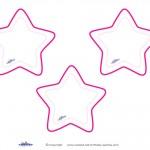Round Wand Stars