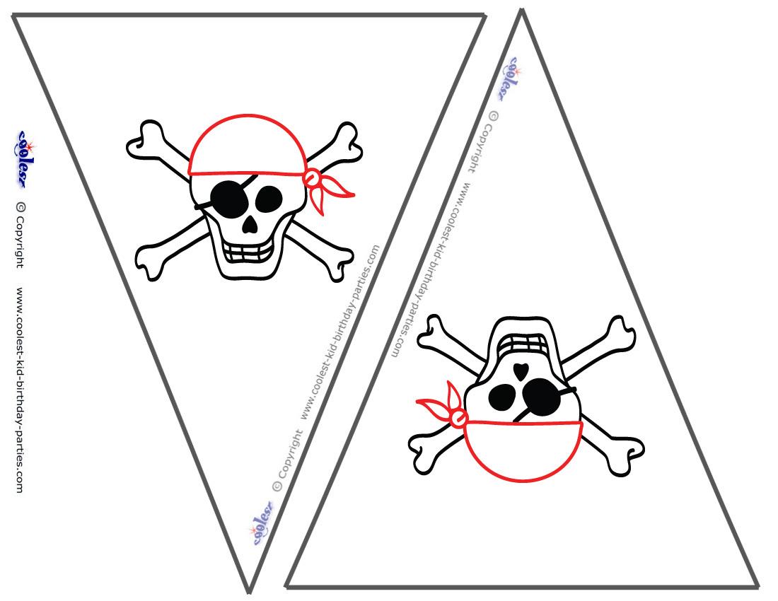 photo regarding Pirate Flag Printable identified as Very low Printable Skull Flags