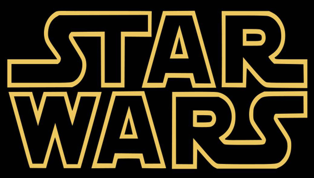 image about Printable Star Wars known as Printable Colour Star Wars Symbol