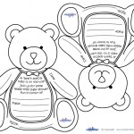 Printable Teddy Bear Invitations