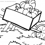 Printable Thanksgiving Coloring Page 2