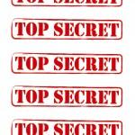 Printable Top Secret Signs