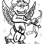 Printable Valentine's Day Coloring Page 10