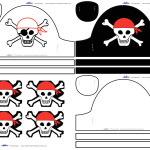 Cool Printable Pirate Hats
